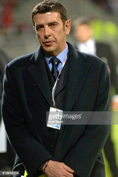 Thierry GILARDI Lyon / Olympiakos 1er Tour Champions League 2005 / 2006