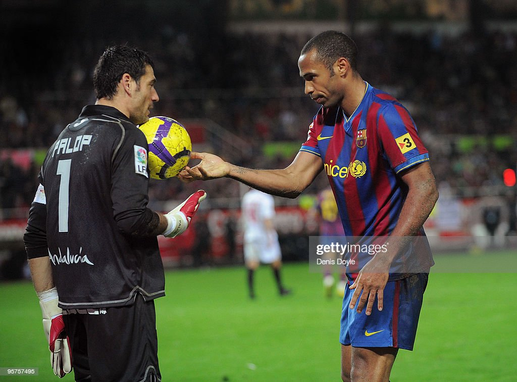 Sevilla v Barcelona - Copa del Rey