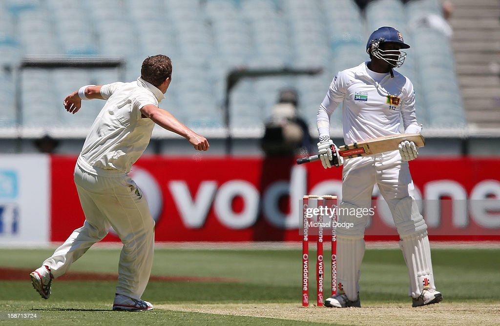 Australia v Sri Lanka - Second Test: Day 1