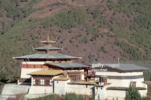 Thimbu Dzong