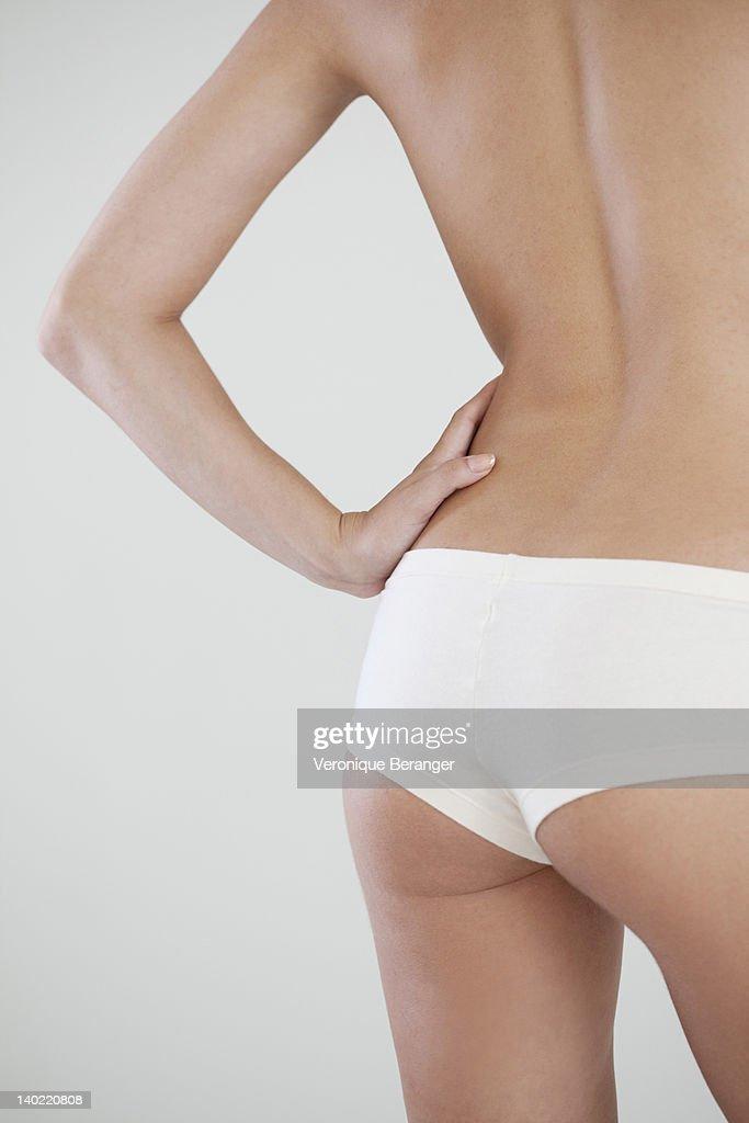 Thin body : Stock Photo