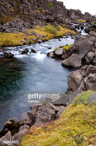 Thingvellir national park, de l'Islande : Photo