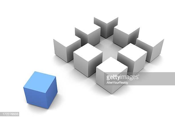 Penser en dehors de la box