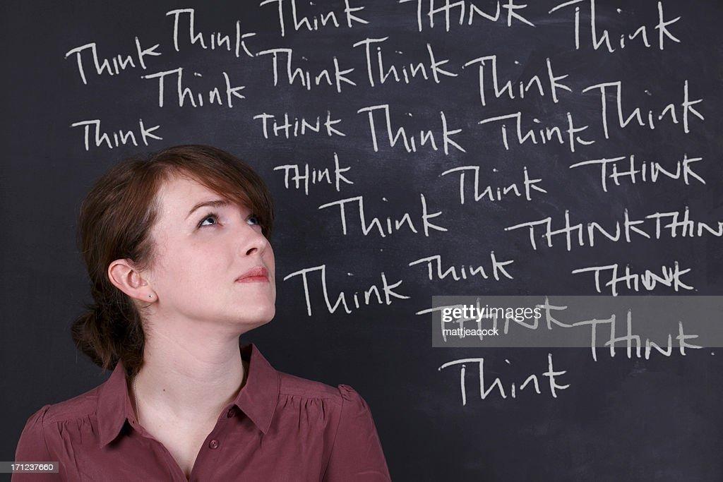 Think : Stock Photo