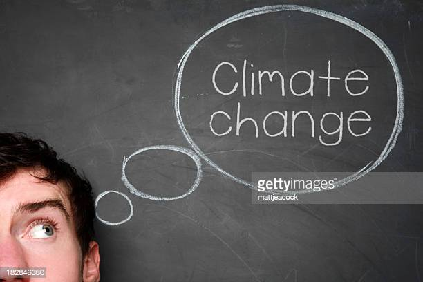 Thinking about climate change