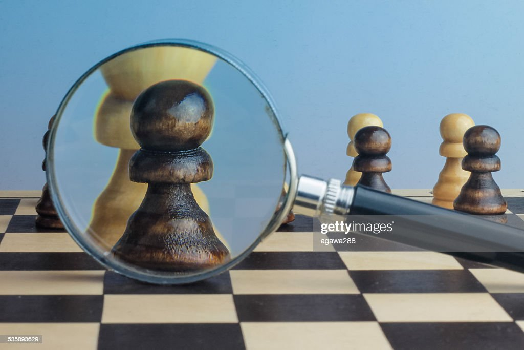 Thinking and strategy planning concept photography. : Stock Photo