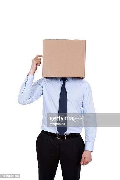 thinking box head