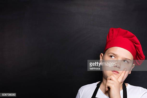 Thinking Child Chef