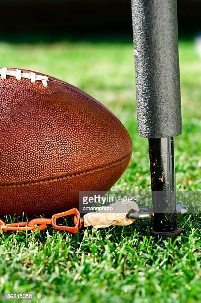 Troisième et Short-Joueur de Football américain