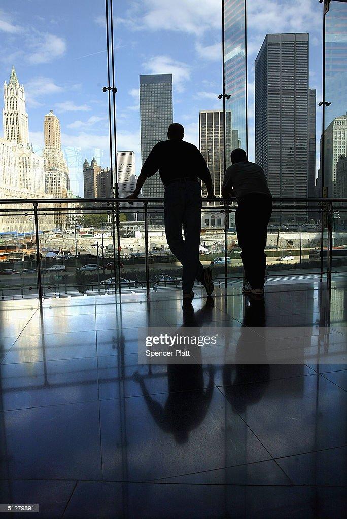 Third Anniverary of September 11 : Stock Photo