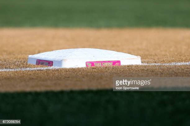 Third base Wake Forest held their annual cancer awareness Pink Day The Wake Forest Demon Deacons hosted the University of Notre Dame Fighting Irish...
