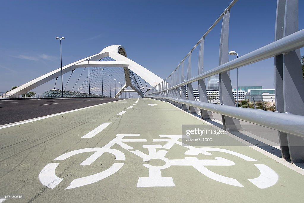 Terceiro millenium bridge, Zaragoza : Foto de stock