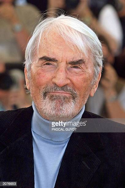 This 16 may file photo shows US actor Gregory Peck at the Cannes Film Festival in Cannes France Peck famed for his roles in movies such as 'Roman...