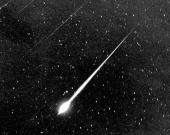 This Bright Leonid Fireball Is Shown During The Storm Of 1966 In The Sky Above Wrightwood Calif The Leonids Occur Every Year On Or About Nov 18Th And...
