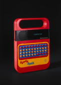 This brightly coloured toy aimed at children between 6 and 14 years old was first manufactured by Texas Instruments in 1978 It is...