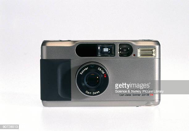 This camera incorporates a high quality Sonnar T lens manufactured by Carl Zeiss of Germany The camera is fully automatic but can be used in modes...