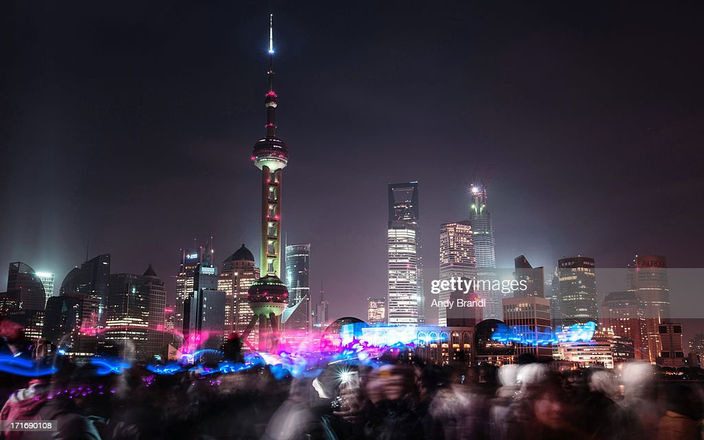 This City Is Alive (Shanghai)
