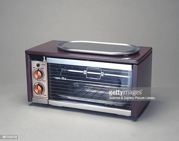 This combination oven hotplate and rotisserie was produced by Belling in the mid1960s to meet a demand for more sophisticated luxury kitchen...
