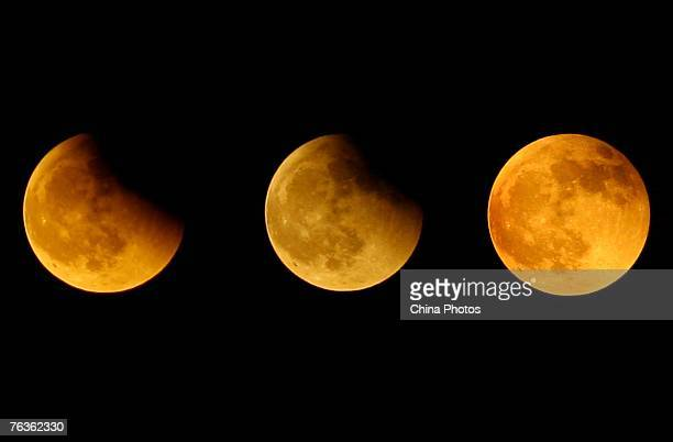 how to take a picture of the lunar eclipse