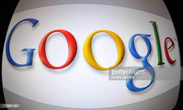 This file pictured dated January 11 2011 shows a screen image of the Google logo in WashingtonDC Spain launched sanction proceedings against Google...