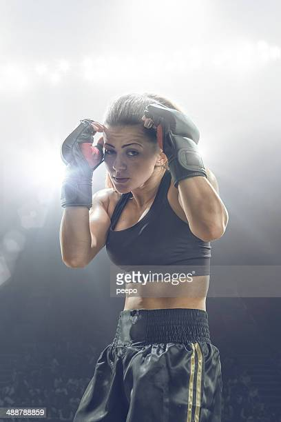 This Girl Can Fight