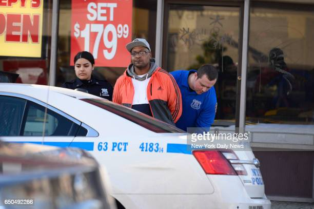 Police from the 63rd Precinct nabbed a man who was shoplifting numerous stores in Kings Plaza Mall using a security desensitizer to deactivate...