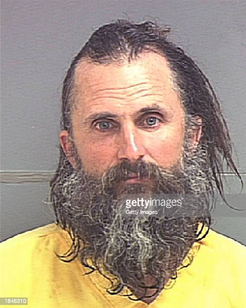This handout photo from the Salt Lake County Sheriff's department shows Brian David Mitchell March 12 2003 in Salt Lake City Utah Mitchell and his...