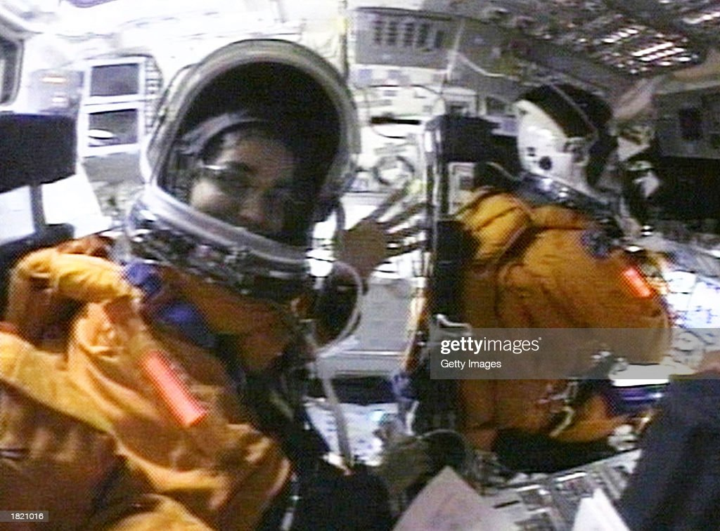 space shuttle mission specialist -#main