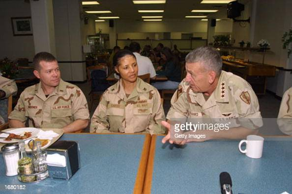 Tommy Franks Stock Photos And Pictures Getty Images