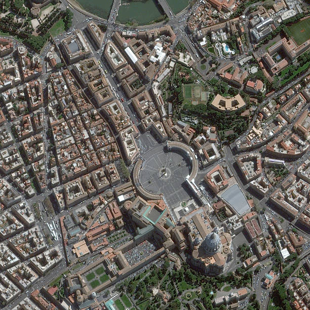 Vatican City Rome Italy Pictures Getty Images - Vatican city rome map