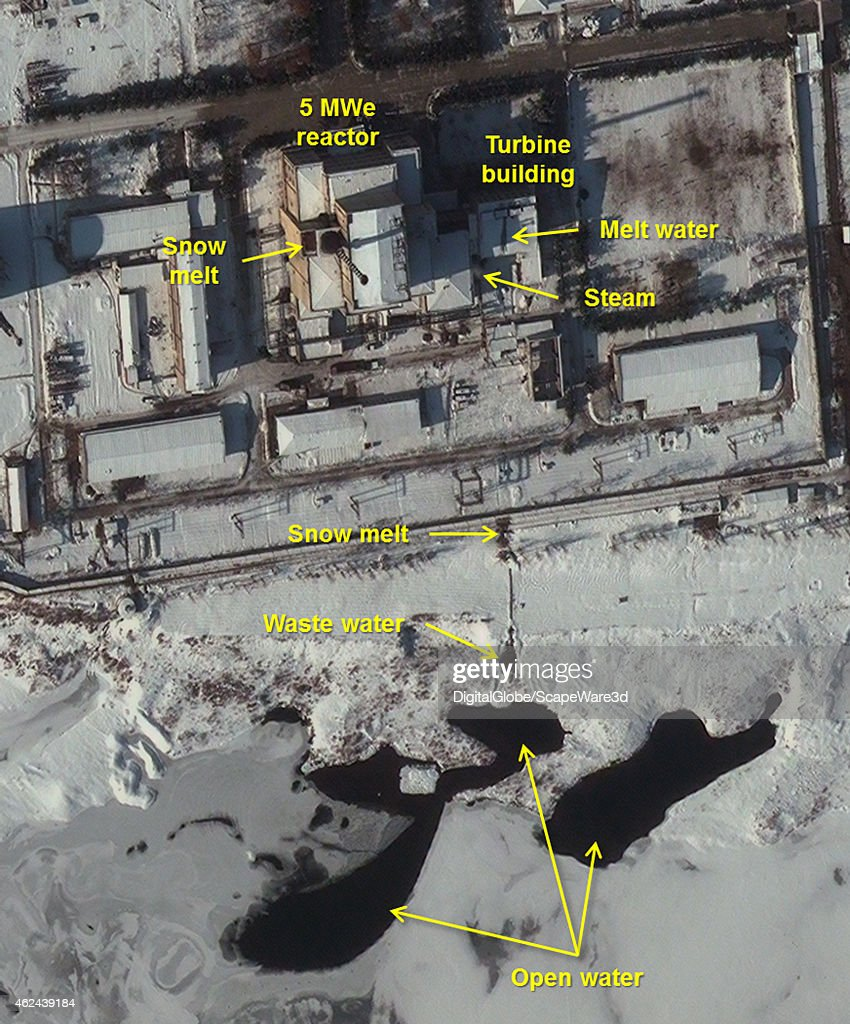 This is Figure 1A 5 MWe Reactor in December 2014 Note image rotated Date December 24 2014 published on 38 North