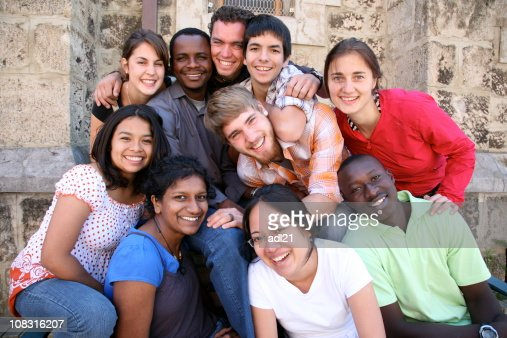 This Is Our Generation : Stock Photo