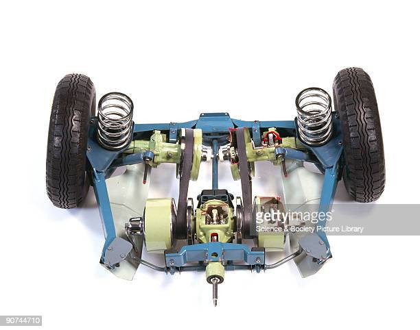 This is said to be the simplest automatic car transmission so far manufactured The transmission system comprises a twostage centrifugal clutch with...