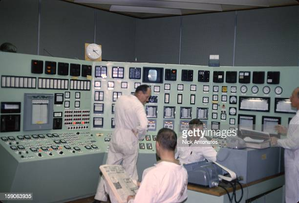 CONTENT] This is the control room of the Snowy Mountains Scheme a hydroelectricity and irrigation complex in southeast Australia It consists of...