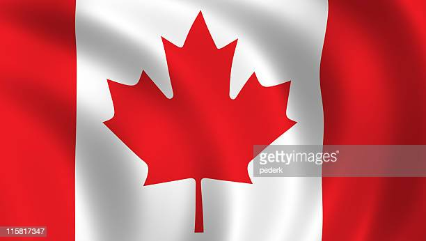 This is the national flag of Canada
