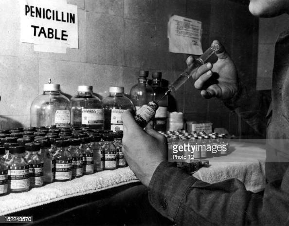 the history and use of penicillin Alexander fleming's discovery of penicillin penicillin heralded the dawn of the antibiotic age before its introduction there was no effective treatment for.