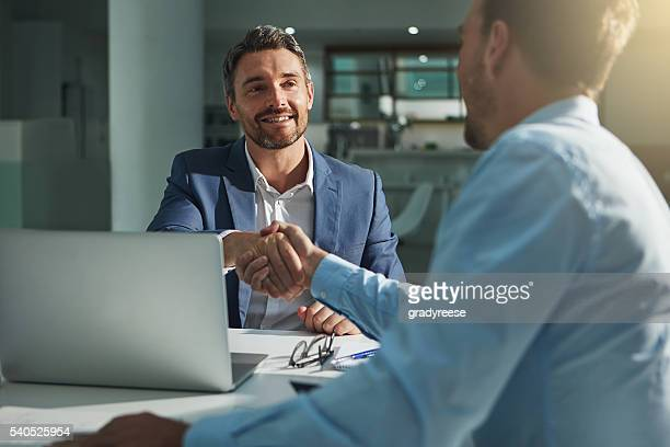 This is the start of great things