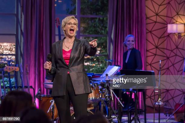 NIGHT 'This Is Us Game Night' Episode 508 Pictured Jane Lynch