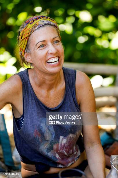'This is Why You Play Survivor' Chrissy Hofbeck on the sixth episode of SURVIVOR 35 themed Heroes vs Healers vs Hustlers airing Wednesday November 1...