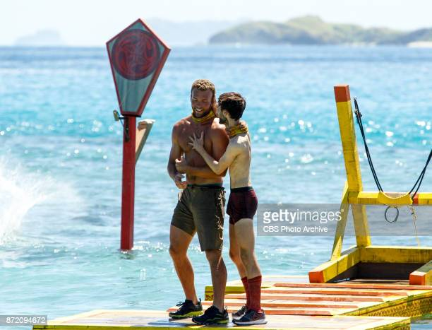 'This is Why You Play Survivor' John 'JP' Hilsabeck and Ryan Ulrich on the sixth episode of SURVIVOR 35 themed Heroes vs Healers vs Hustlers airing...