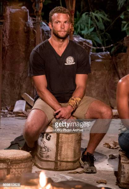 'This is Why You Play Survivor' John 'JP' Hilsabeck at Tribal Council on the sixth episode of SURVIVOR 35 themed Heroes vs Healers vs Hustlers airing...