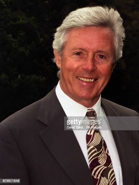This Is Your Life presenter Michael Aspel who celebrates his 65th birthday on Monday 12th January 1998 04/01/04 TV star Michael Aspel who has...