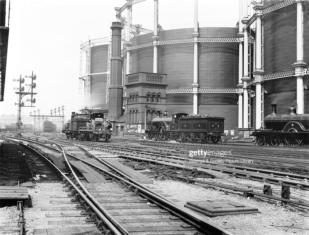 This junction linked the Midland Railway to the Great Northern Railway and the London North Western Railway This section of the Midland Railway was...