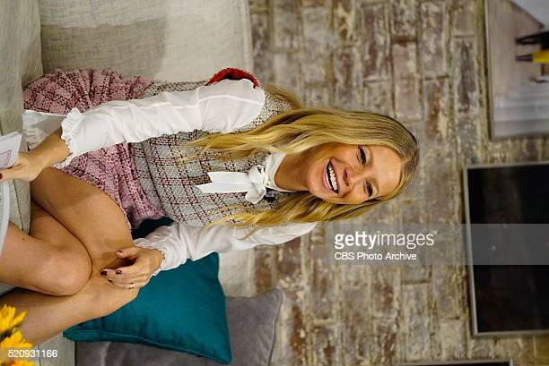 This Morning anchors talk with Gwyneth Paltrow during Wednesday's show April 13 in New York