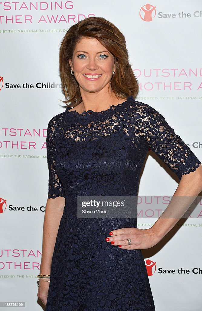 CBS' 'This Morning' co-host <a gi-track='captionPersonalityLinkClicked' href=/galleries/search?phrase=Norah+O%27Donnell&family=editorial&specificpeople=5668369 ng-click='$event.stopPropagation()'>Norah O'Donnell</a> attends the 2014 Outstanding Mothers Awards at The Pierre Hotel on May 8, 2014 in New York City.