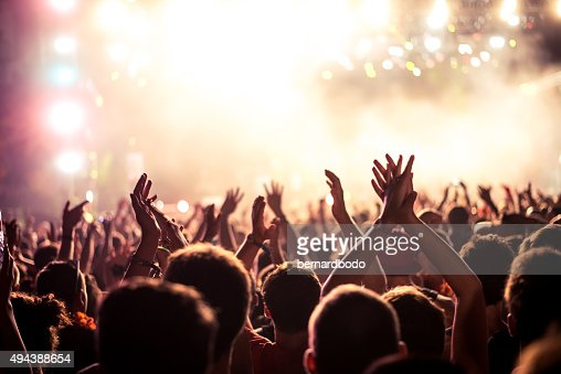 This party's on fire : Stock Photo
