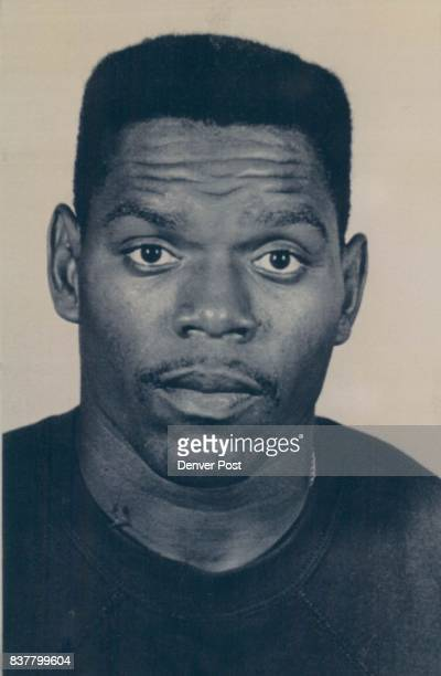 This photo of backup free safety Eddie Anderson of the Los Angeles Raiders is transmitted at special request for the Denver Post 1987