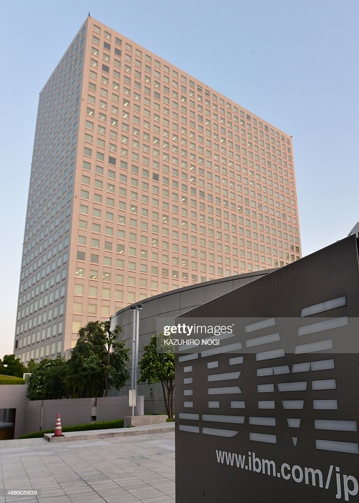 This picture shows IBM Japan headquarters in Tokyo on May 9, 2014. A Tokyo court ordered authorities May 9 to retract back taxes they had imposed on IBM's Japan unit for its alleged failure to declare some $4 billion in income. In 2010, the Tokyo regional tax bureau slapped the back taxes, worth some 1.18 billion USD, on IBM Japan's holding company, IBM AP Holdings.
