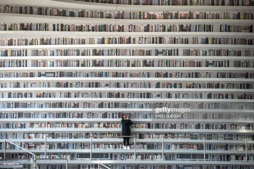 Inside China's Stunning New Library