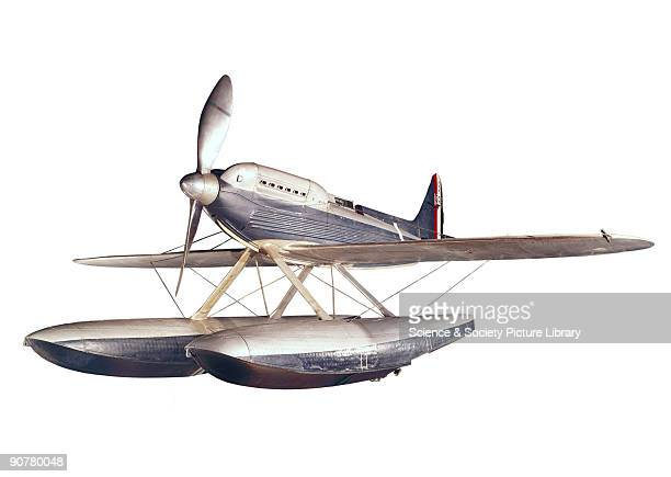 This plane was designed by Reginald G Mitchell the designer of several worldbeating seaplanes and the famous Supermarine Spitfire It was a...